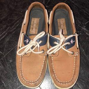 Margaritaville boat shoes